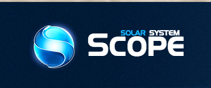 Solar scope logo